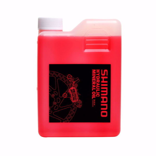 תמונה של Shimano Oil For Shimano Disc Brake 1 Litre