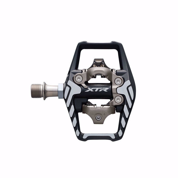 תמונה של Shimano (9120) XTR SPD Pedal W/ Reflector W/ Cleat SMSH51