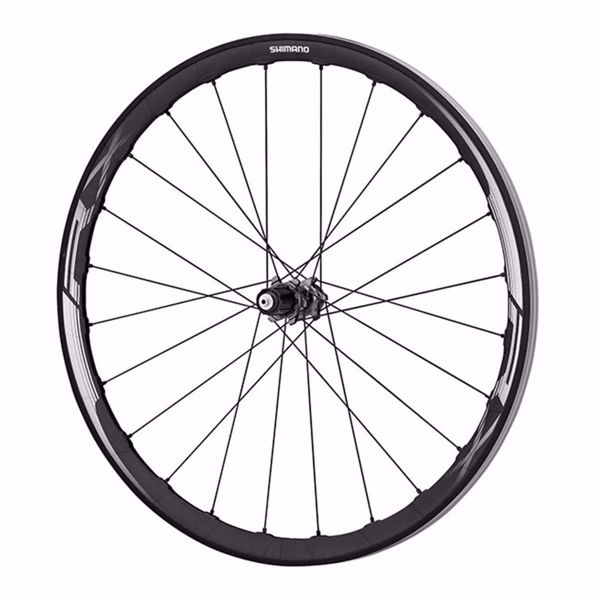 תמונה של Shimano (WHRX830) 10-11 Spd Center Lock Wheelset Tubeless
