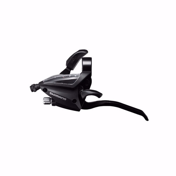 תמונה של Shimano (EF500) 3 Spd 4F Easy Fire Shift/Brake Lever Left ONLY