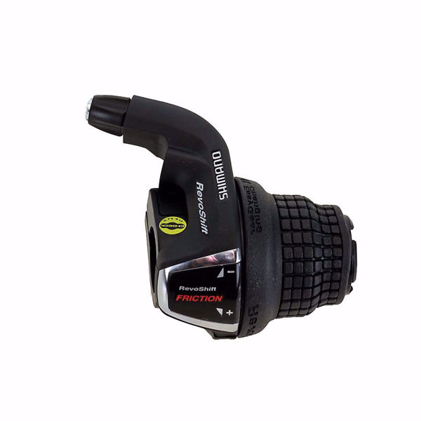 תמונה של Shimano (RS35) Tourney 7 Spd Grip Shift Lever Right ONLY