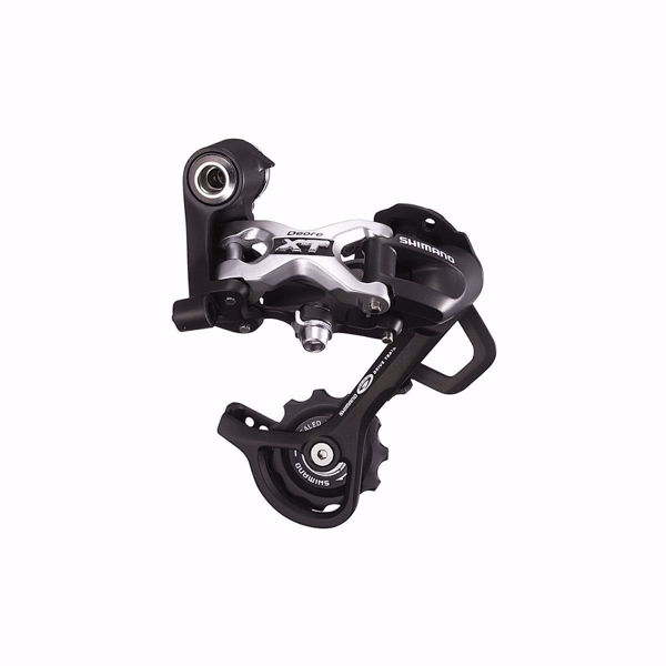 תמונה של Shimano (771) Deore XT 9 Spd Rear Derailleur Top Normal