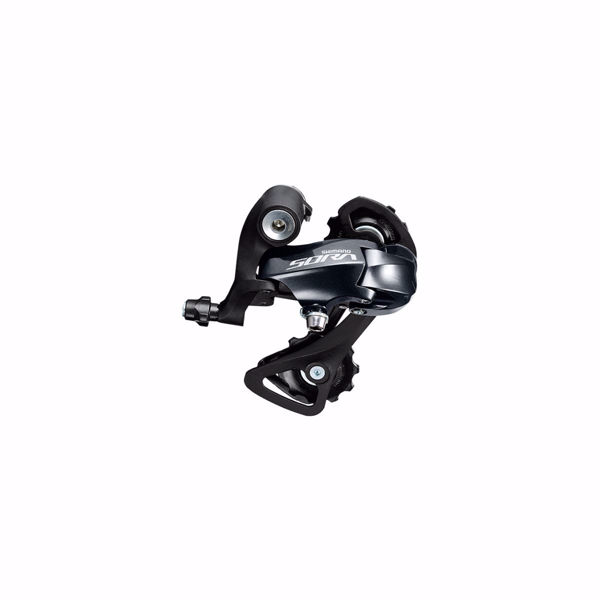 תמונה של Shimano (R3000) Sora 9 Spd Rear Derailleur Double Direct Attachment