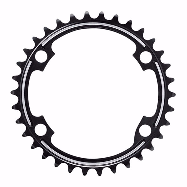 תמונה של Shimano (R9100) Chainring 34T-MS For 50-34T