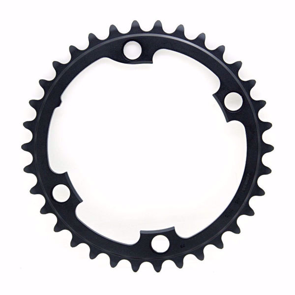 תמונה של Shimano (R8000) Chainring 34T-MS For 50-34T