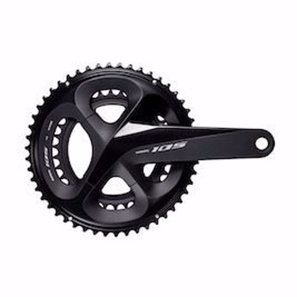 תמונה של Shimano (R7000) 105 11 Spd Crankset W/O BB Parts