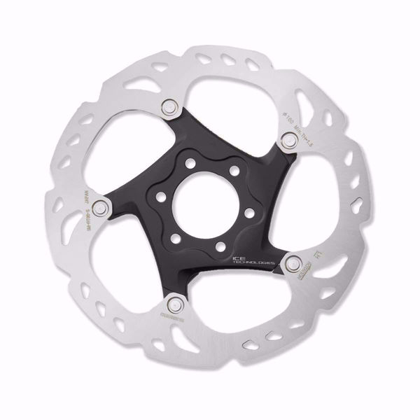 תמונה של Shimano (RT86) Disc Rotor Unit For 6-Hole Hub 160mm