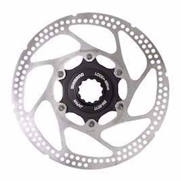 תמונה של Shimano (RT77) Disc Rotor Unit For Center Lock