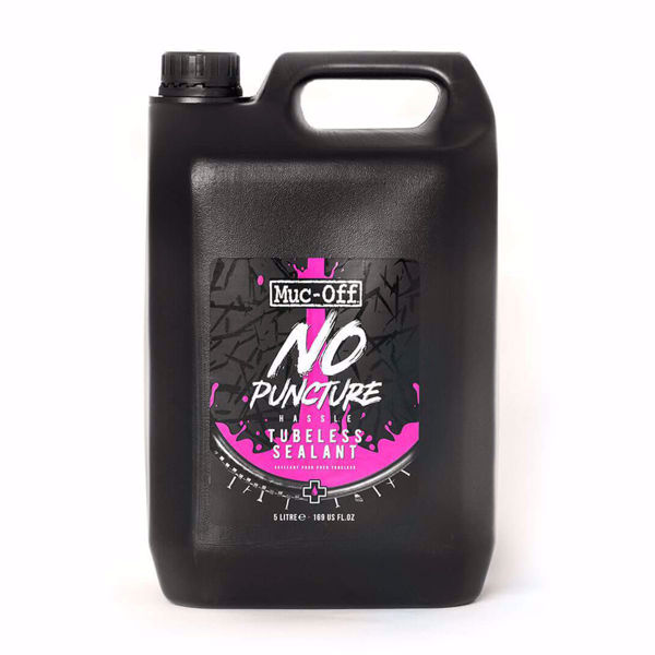 תמונה של Muc-Off No Puncture Hassle Tubeless Sealant 5 Litre